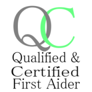 Qualified dog first aider