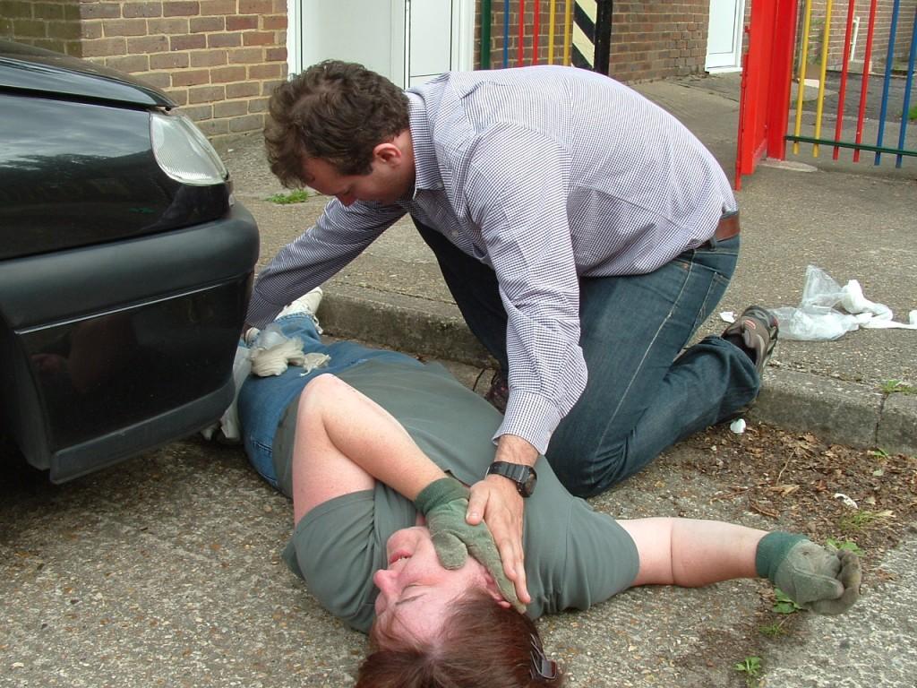 Buckinghamsire First Aid courses