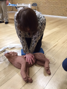 Advanced canine first aid courses
