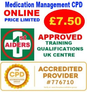 Medication Management CPD online