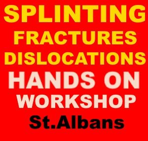 Splinting Fractures and Dislocations