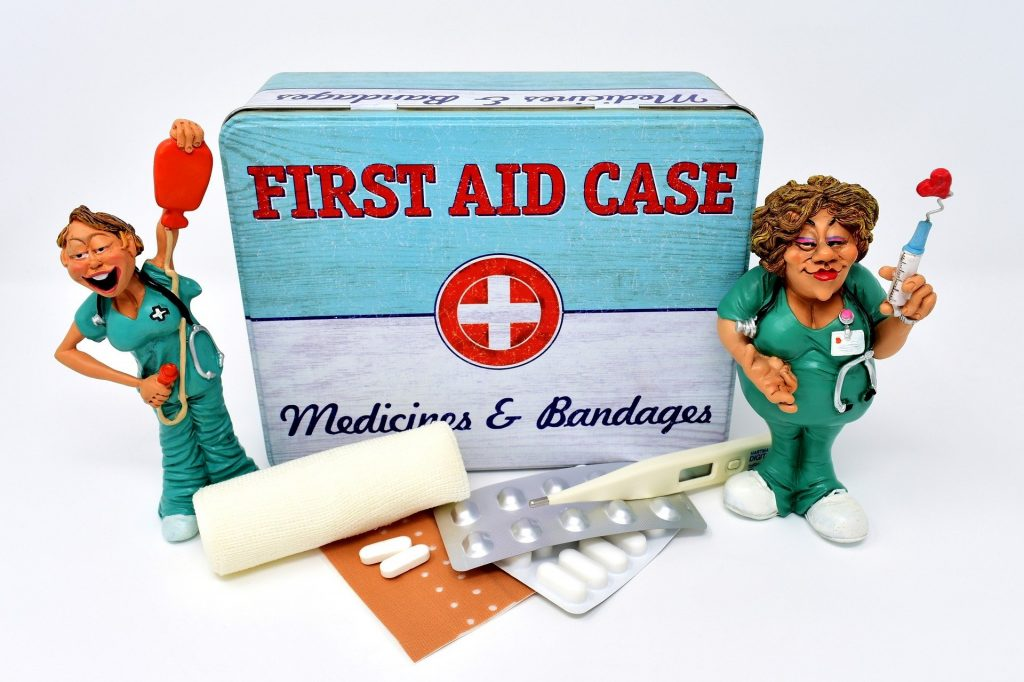 Hertfordshire First Aid at Work Courses