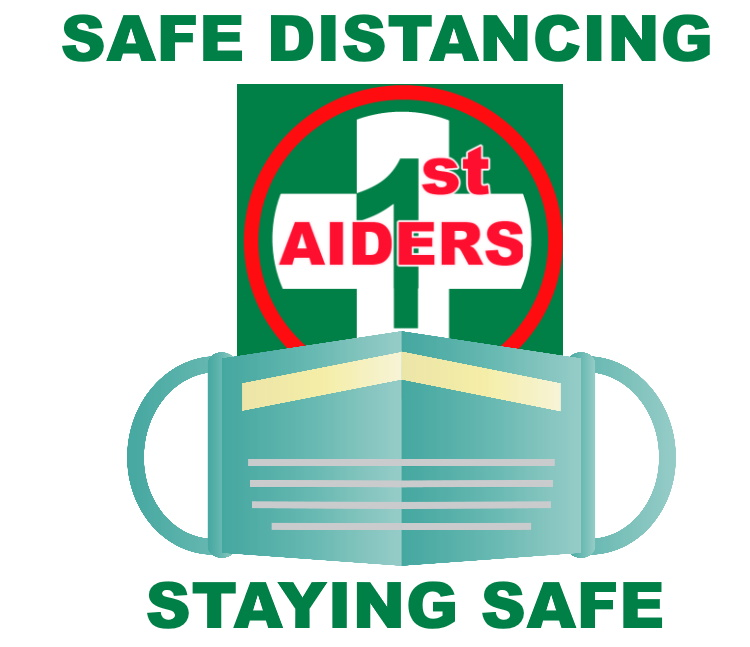 safe distancing first aid at work courses Nottinghamshire