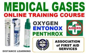 medical gases online training course