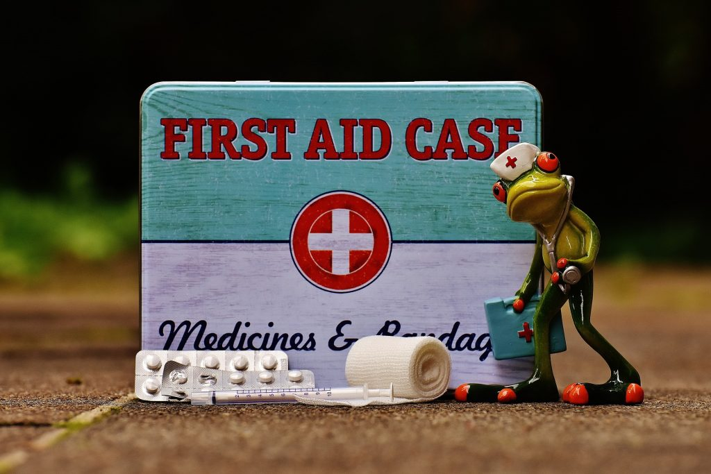 Hertfordshire First Aid at Work Training Course